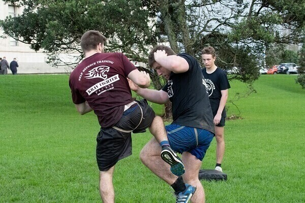 Krav Maga Basics Auckland Introductory Course